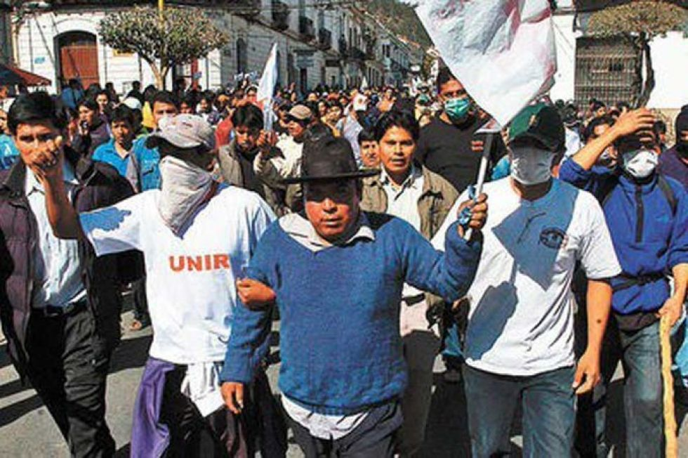 Sucre: archivan proceso penal contra acusados por el caso 24 de Mayo