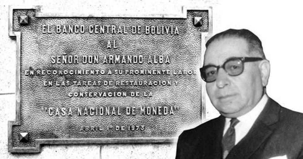 Se recuerda 46 años de la muerte de Armando Alba