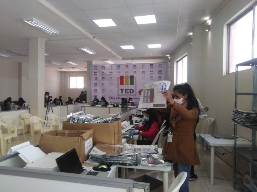 El TED Potosí se acerca al final del conteo de votos, puede que terminen hoy
