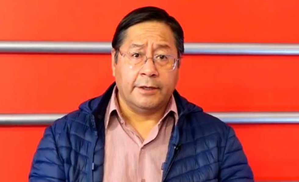 """Luis Arce dice que indicadores económicos de Bolivia le """"asustan"""""""