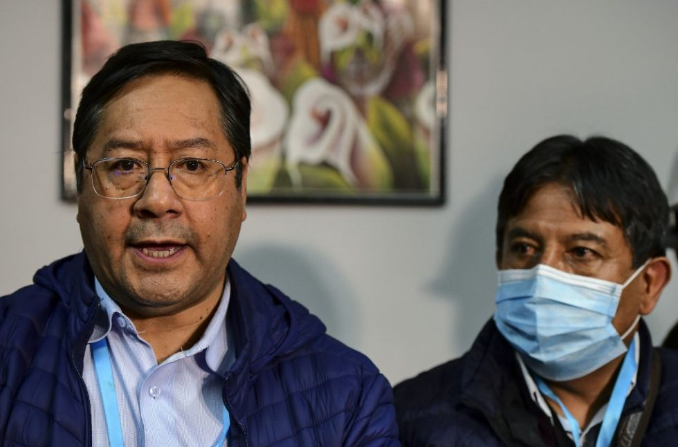 Ya hay fecha y lugar para la investidura de Luis Arce como presidente de Bolivia