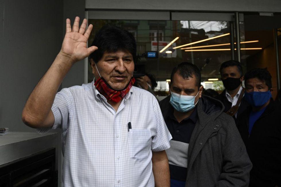 ¿Se sabe dónde está el expresidente Evo Morales?