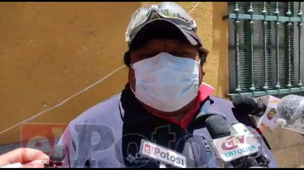 Transporte pesado anuncia bloqueo general este martes en Potosí