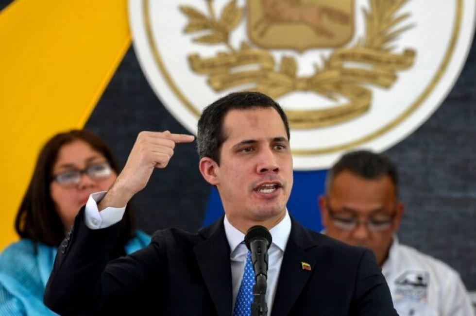Bolivia invita a venezolano Juan Guaidó a la asunción del izquierdista Luis Arce