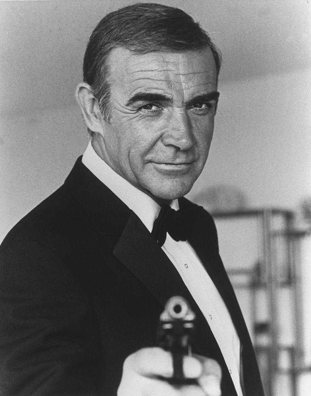 El mejor James Bond de la historia.