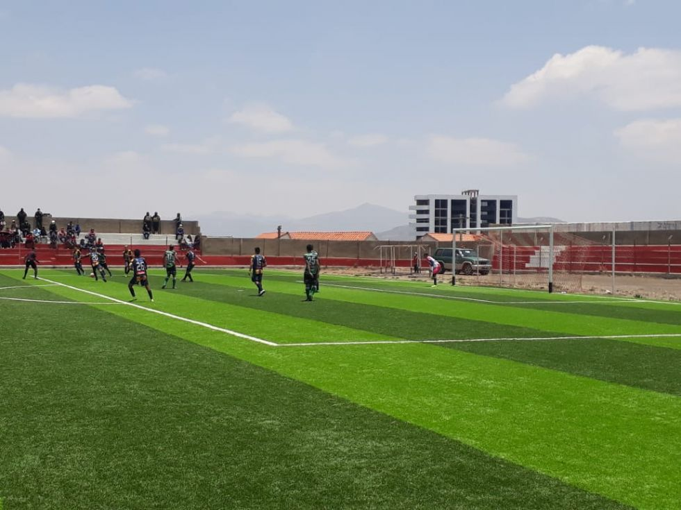 GanóRosario Central 5-1 a Deportivo Cervecería
