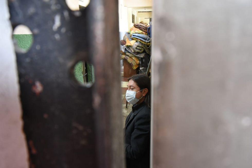 El exdirector de Migración, Marcel Rivas, fue aprehendido FOTO: Alejandro Álvarez -Marka Registrada
