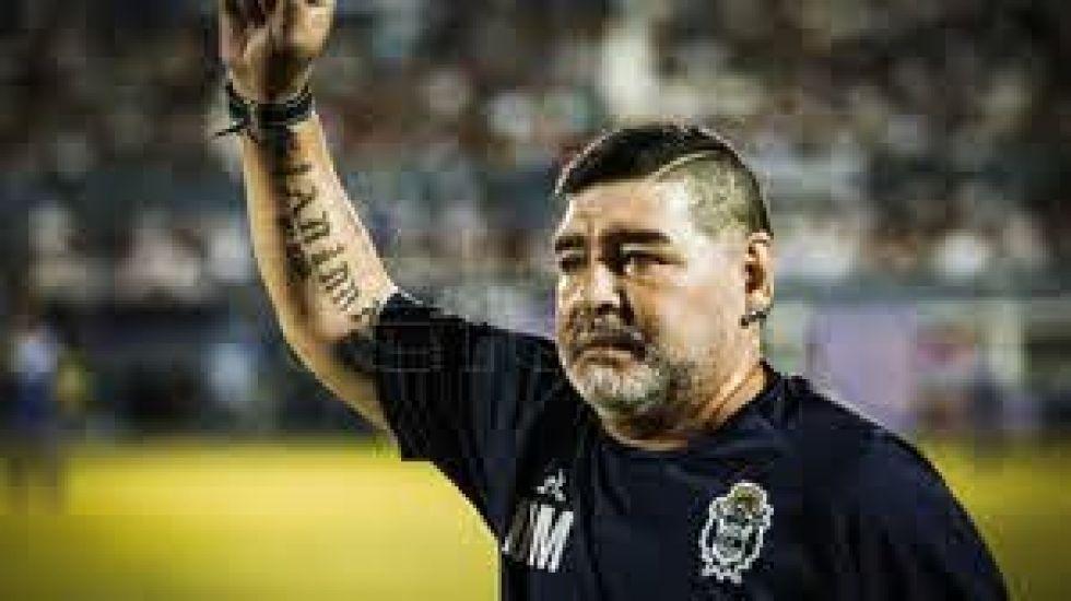 Según medios de Argentina, murió Diego Armando Maradona