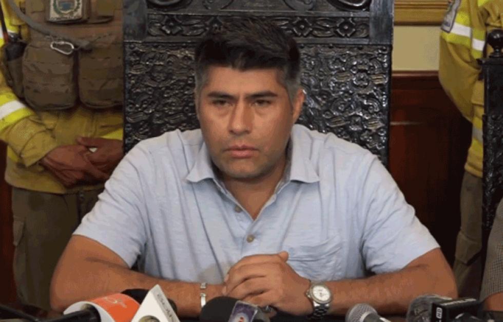 Gobernación de Cochabamba pide desarticular a la Resistencia Cochala