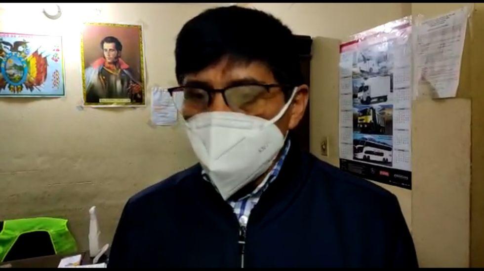 Alcalde de Betanzos dice que casi fue secuestrado por comunarios anoche