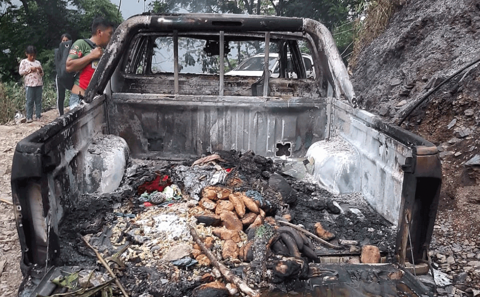 La Paz: Pugna por concesión minera deriva en heridos y denuncias de desaparecidos