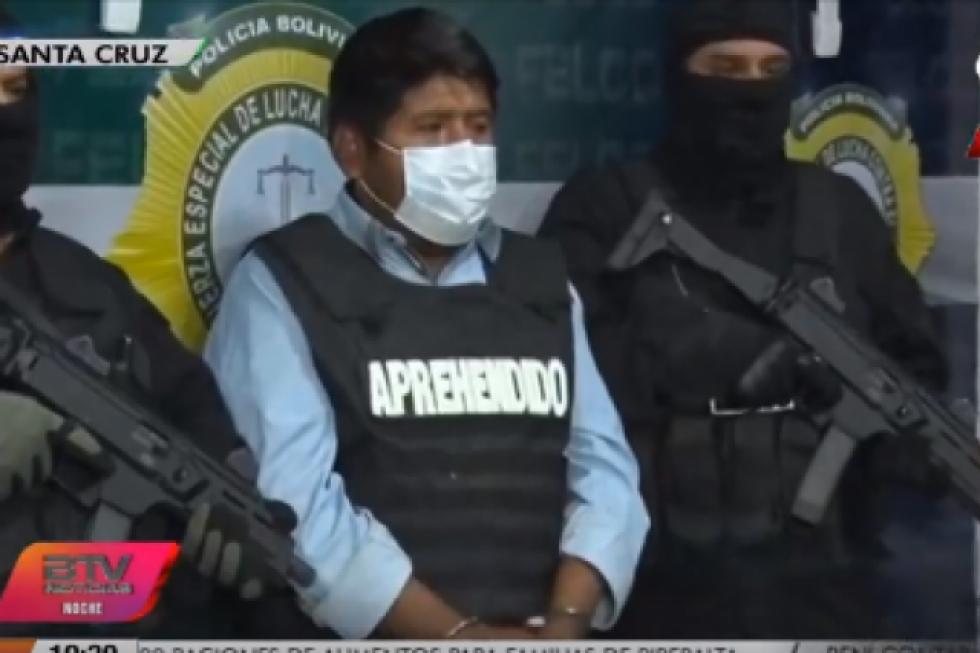 Faustino Yucra dice que le ofrecieron $us 200 mil para inculpar a Evo Morales