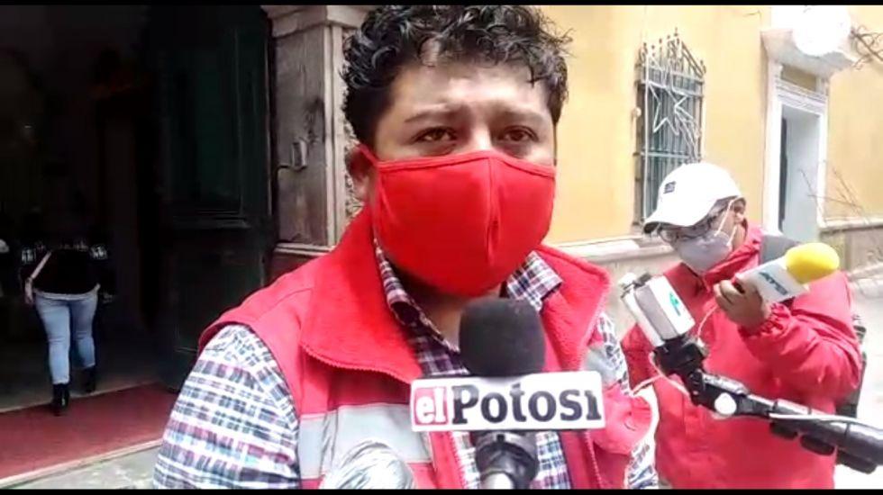 Denuncian desarrollo de ilegal fiesta popular en Potosí