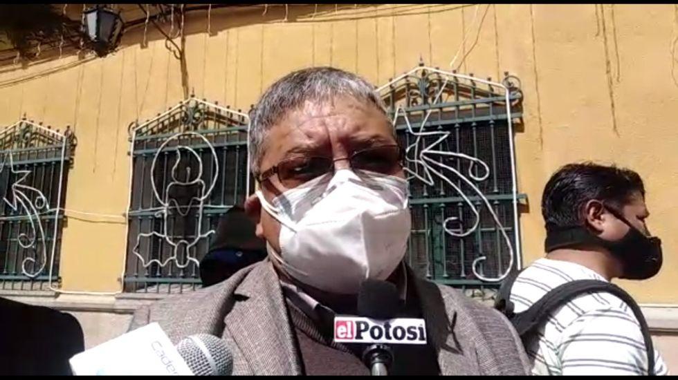 Sancionarán a los ciudadanos que no usen barbijo en Potosí