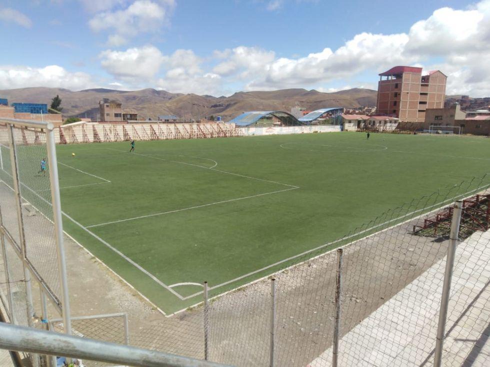 Se abrirán los campos deportivos desde las 8:00.