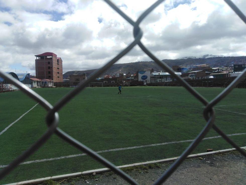 En el Día del Peatón se abrirán los campos deportivos y parques infantiles