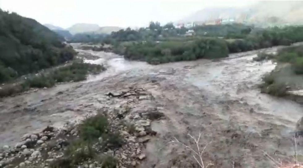 Senamhi declara alerta naranja por desbordes de ríos en cinco departamentos