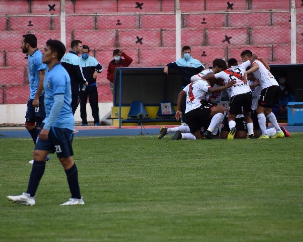 Nacional gana y sueña con llegar a la Libertadores