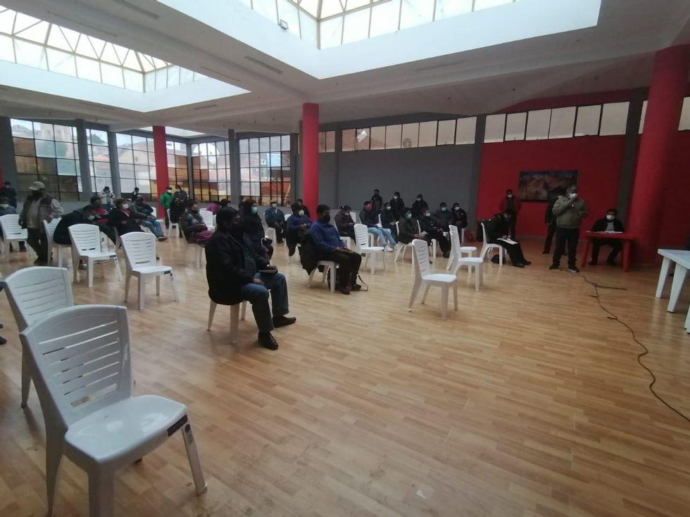 COEM determina suspender el Carnaval en Potosí