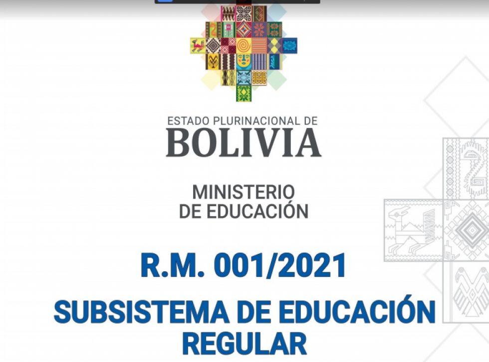 Gobierno ratifica el 1 de febrero como fecha de inicio del año escolar