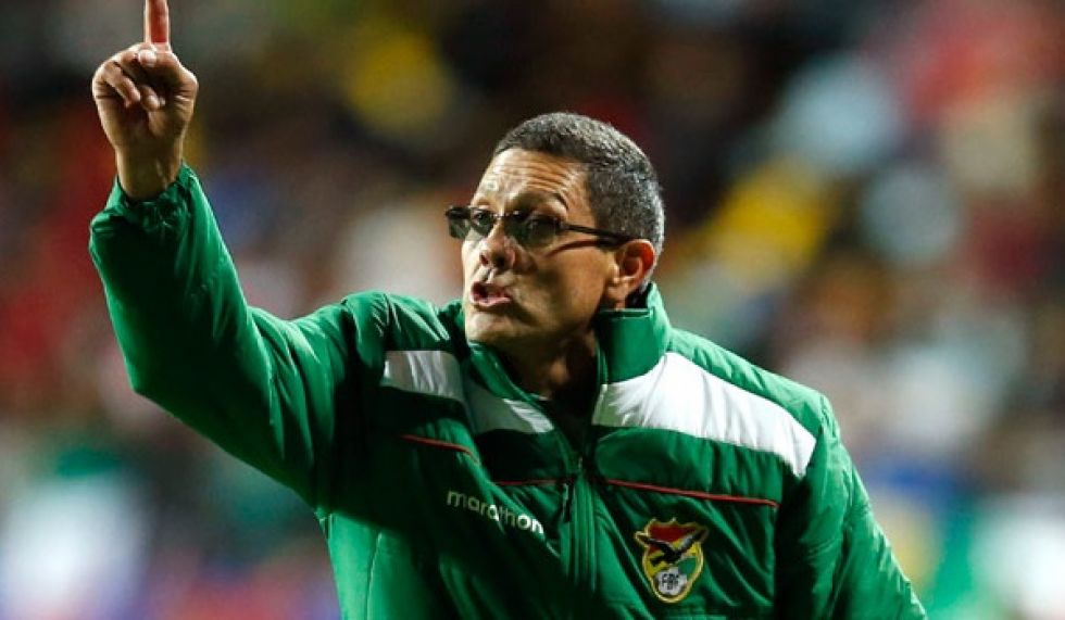 Soria quiere llevar a Wilstermann a la Copa Libertadores