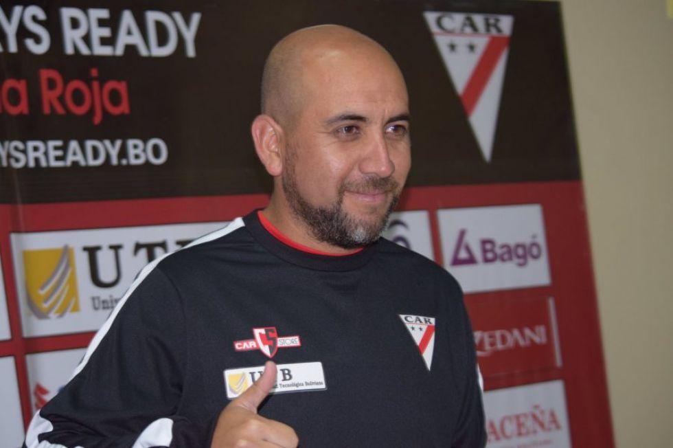 Núñez llaga a La Paz con el reto de hacer brillar al campeón
