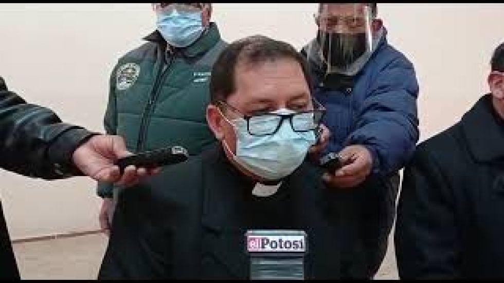 El nuevo obispo de Potosí asumirá su cargo mañana