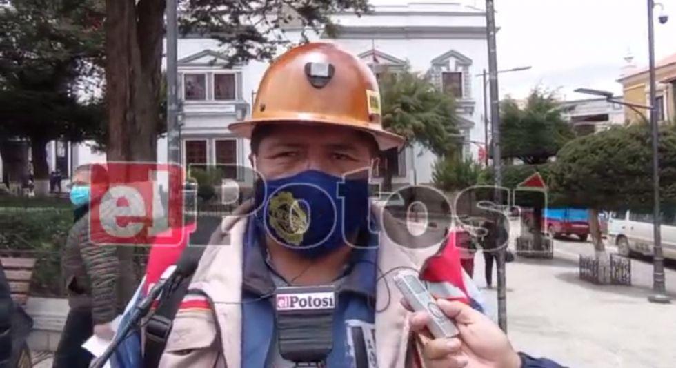 Determinan toma de la empresa Illapa en Porco, demandan atención de las autoridades