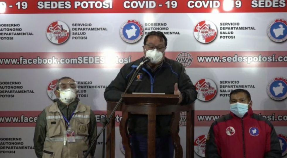 Hay alarma por la cantidad de decesos por coronavirus en Potosí