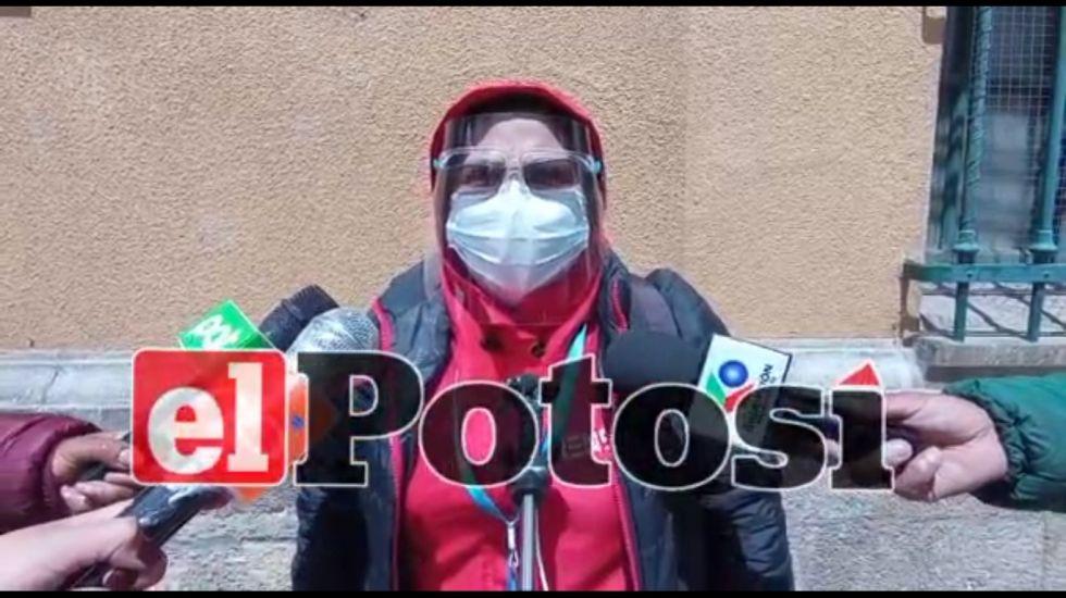 Una decena de trabajadores de la prensa en Potosí da positivo a coronavirus