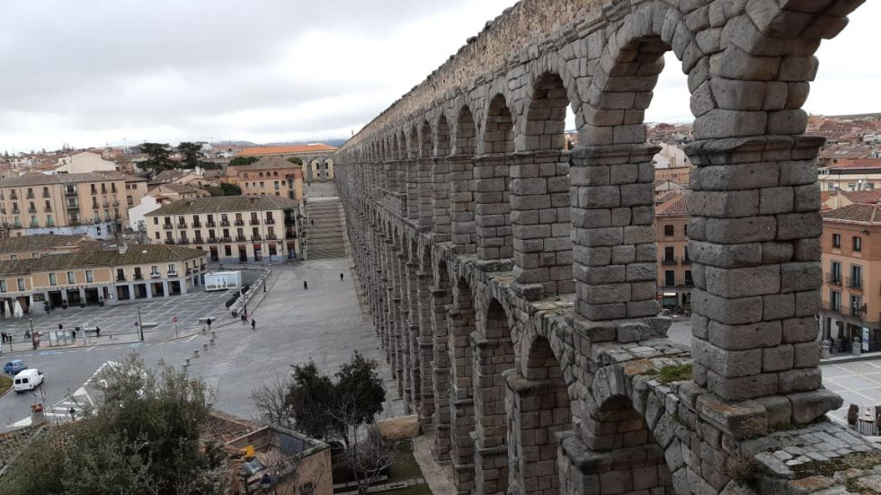 Conozca un acueducto de hace 2.000 años