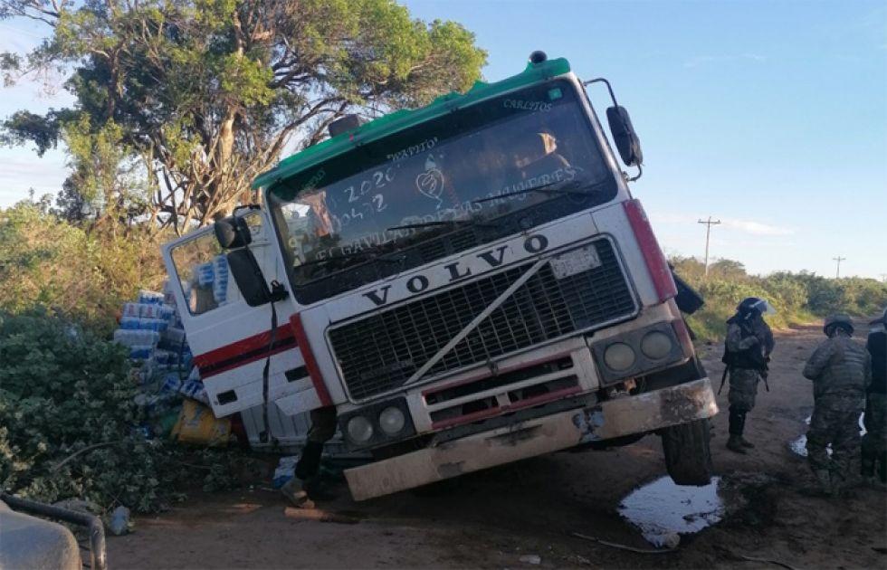 Aduana comisa mercancía de contrabando por valor de $us 180.000 en Santa Cruz