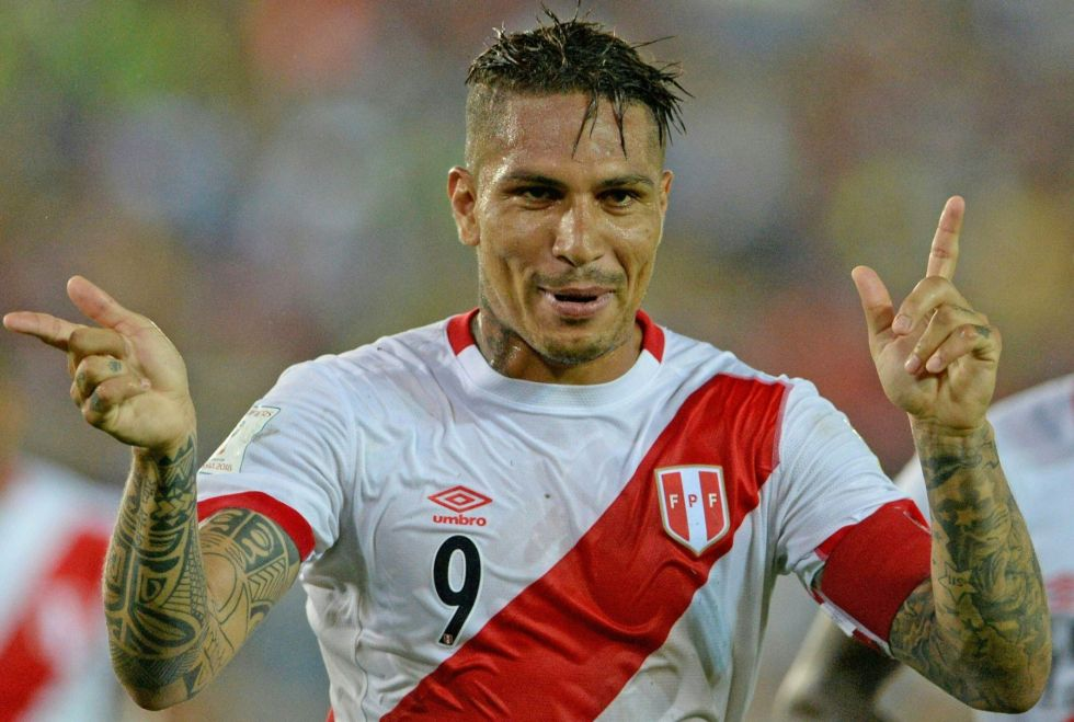 Paolo Guerrero volverá a la selección peruana frente a Bolivia y Venezuela