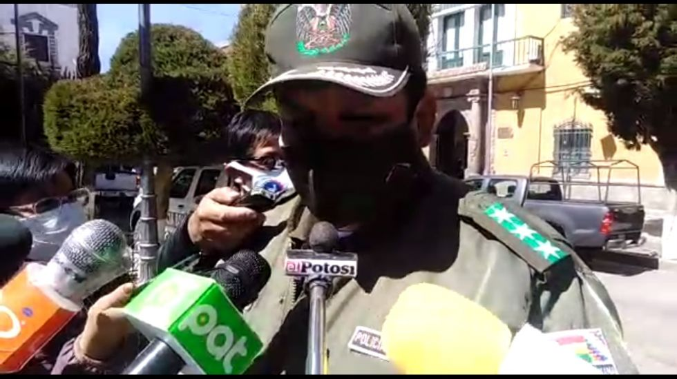 Reportan un muerto y 10 heridos en dos accidentes de tránsito en Potosí