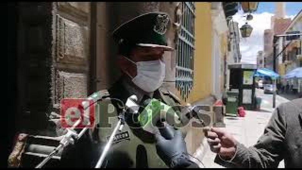 Comandante de Policía busca que institución todavía tenga presencia en la plaza