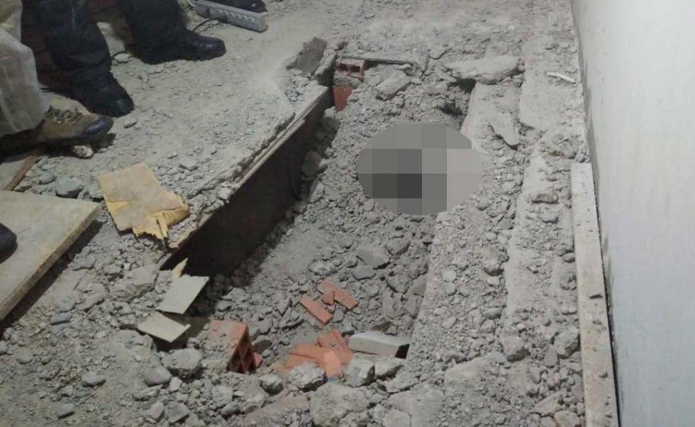 La Paz: Reportan que mataron y enterraron a un hombre al interior de una casa de citas