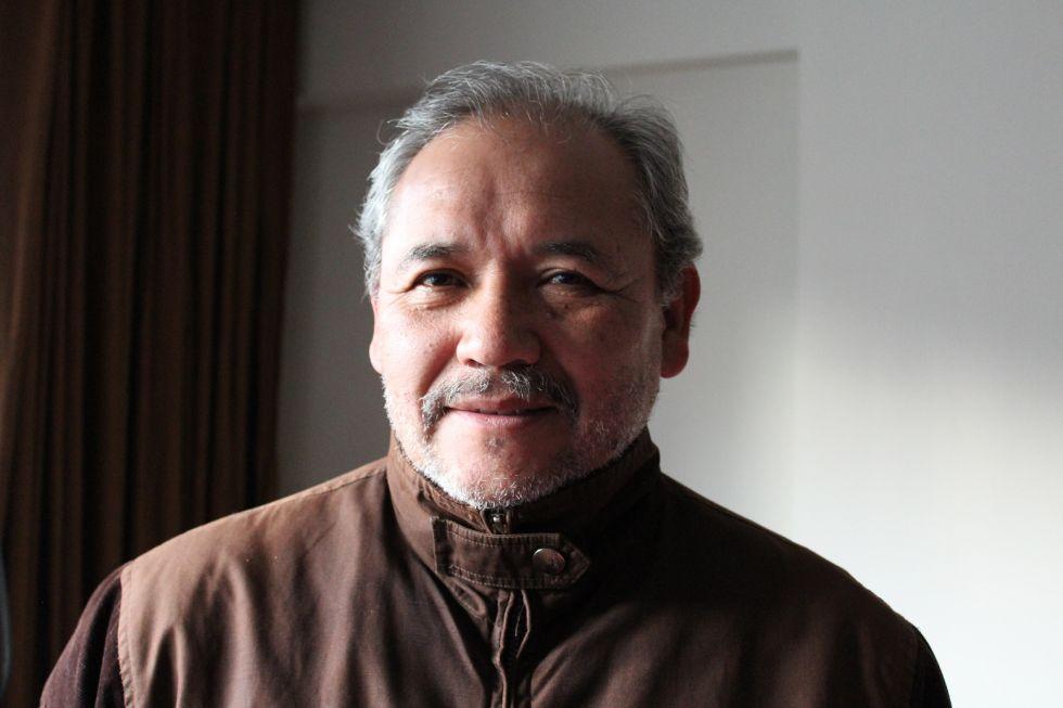 Iván Castellón, Director del Museo Nacional de Arte FOTO FCBCB