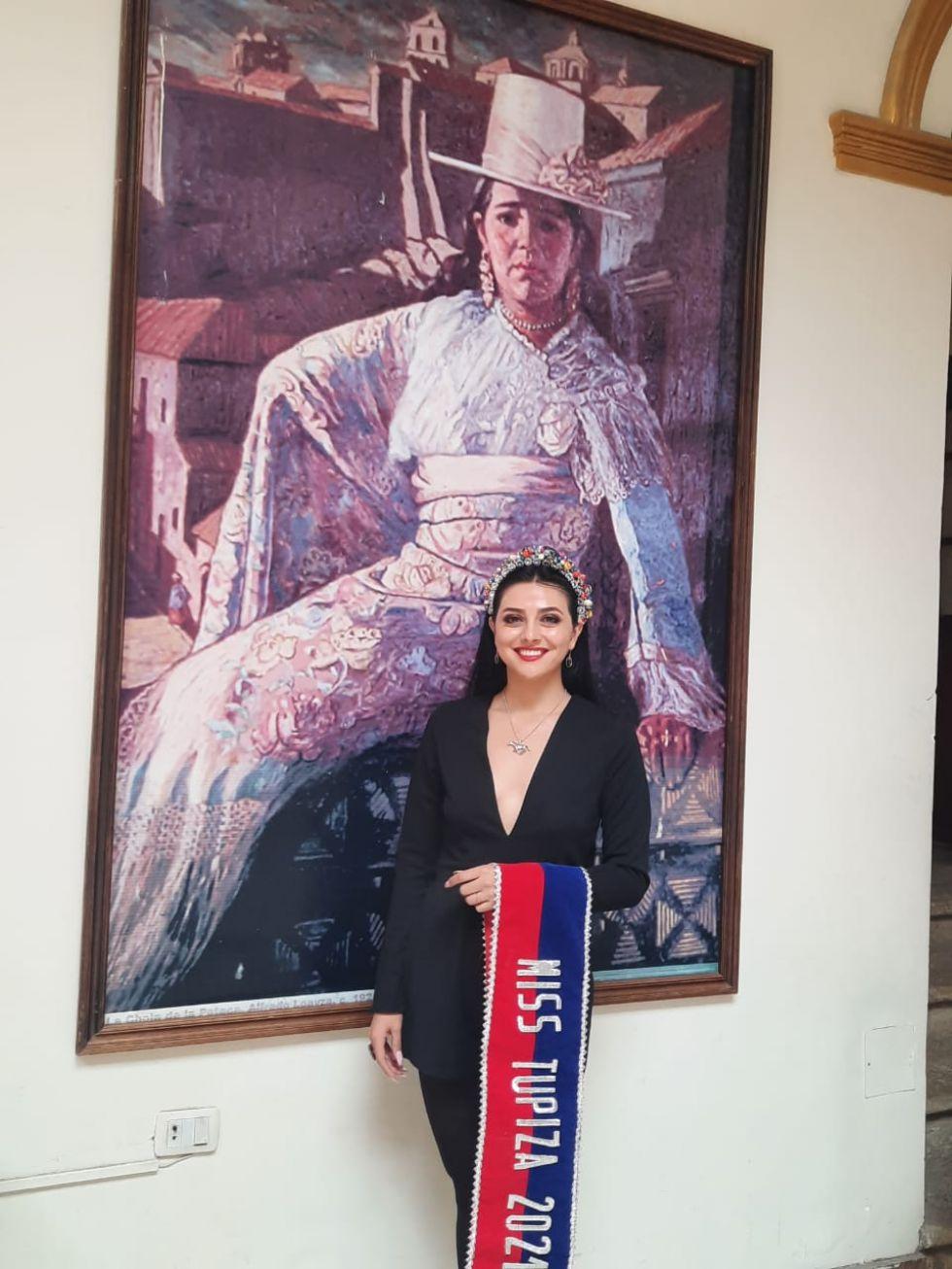 Representante de Tupiza a Miss Potosí anuncia actividades rumbo al certamen