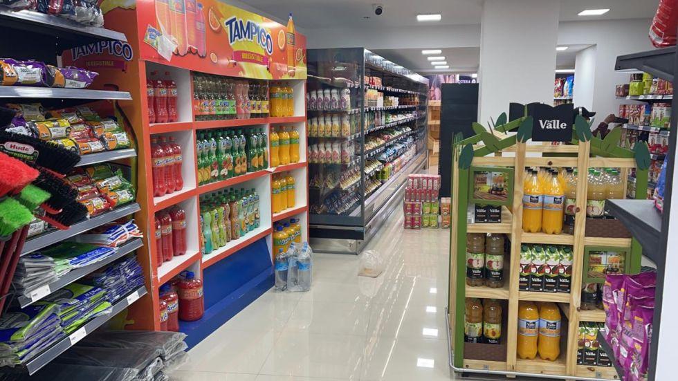 Esta tarde se inaugura un nuevo supermercado en la ciudad de Potosí
