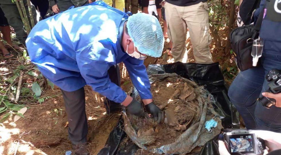 Ya suman cuatro cadáveres de mujeres encontrados en la zona Tres Arroyos del Chapare