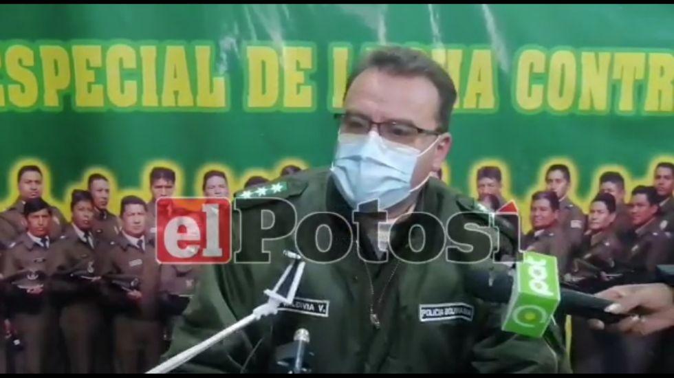 Dos policías fueron agredidos tras intervenir en caso de consumo de alcohol en Potosí