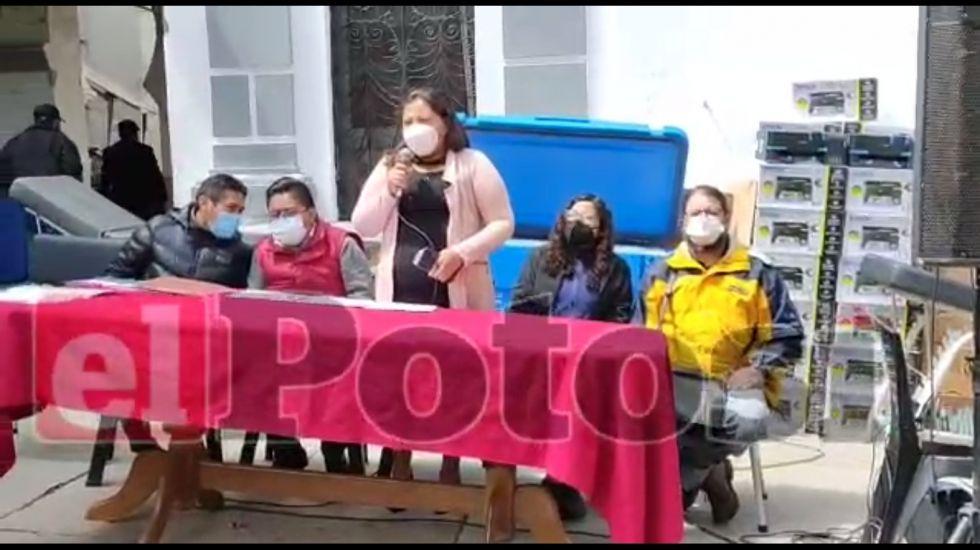 Anuncian construcción de nuevo hospital de segundo nivel en Potosí