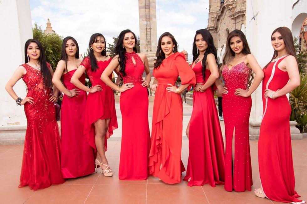 Ya está en marcha Miss Potosí 2021 con ocho aspirantes a la corona