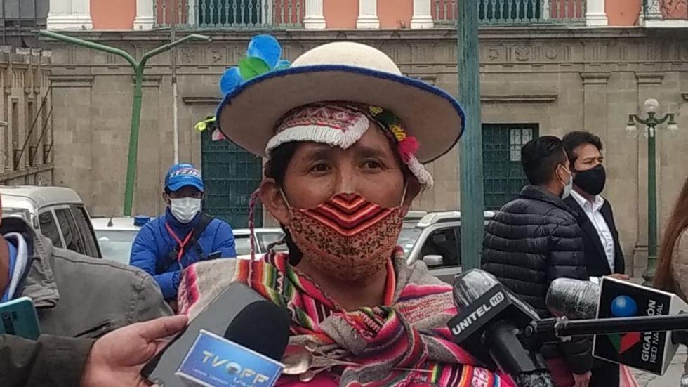 Exdiputada Patty sugiere al presidente Arce que retornen a Bolivia los médicos cubanos