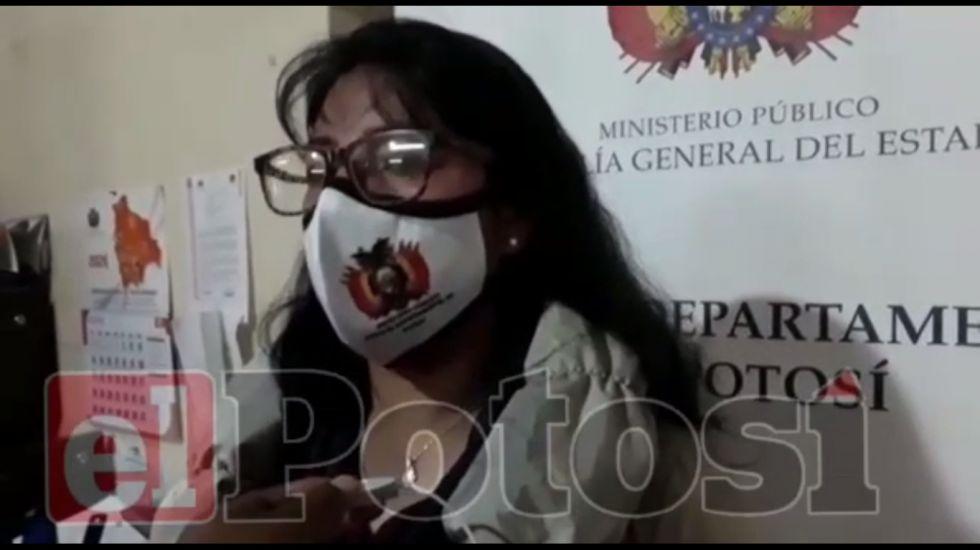Fiscalía investiga un intento de feminicidio, el presunto agresor provocó un incendio en Potosí