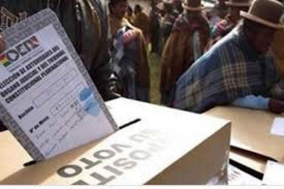 Auto de Buen Gobierno establece sanciones a infractores en las elecciones