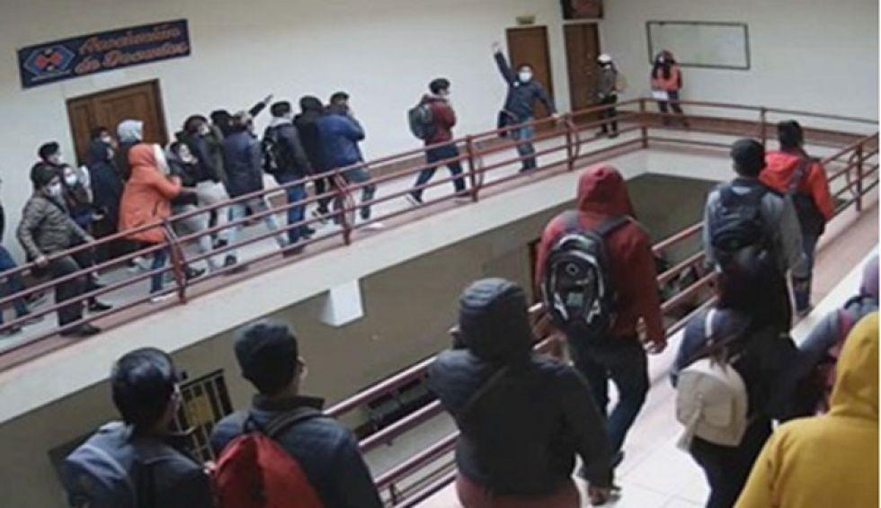 Caso UPEA: Policía busca al menos cinco personas con órdenes de aprehensión