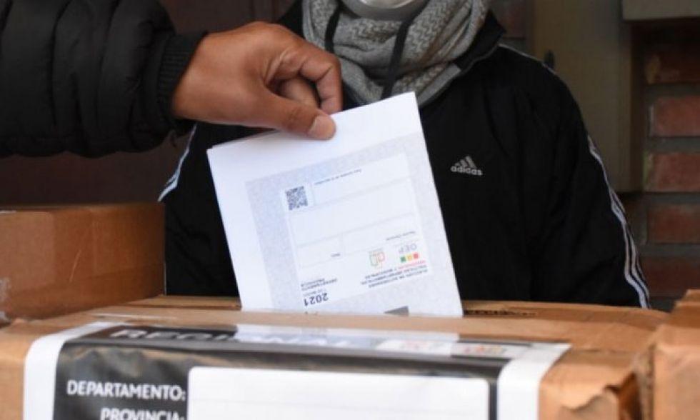 Hay dos horarios de votación para la jornada electoral