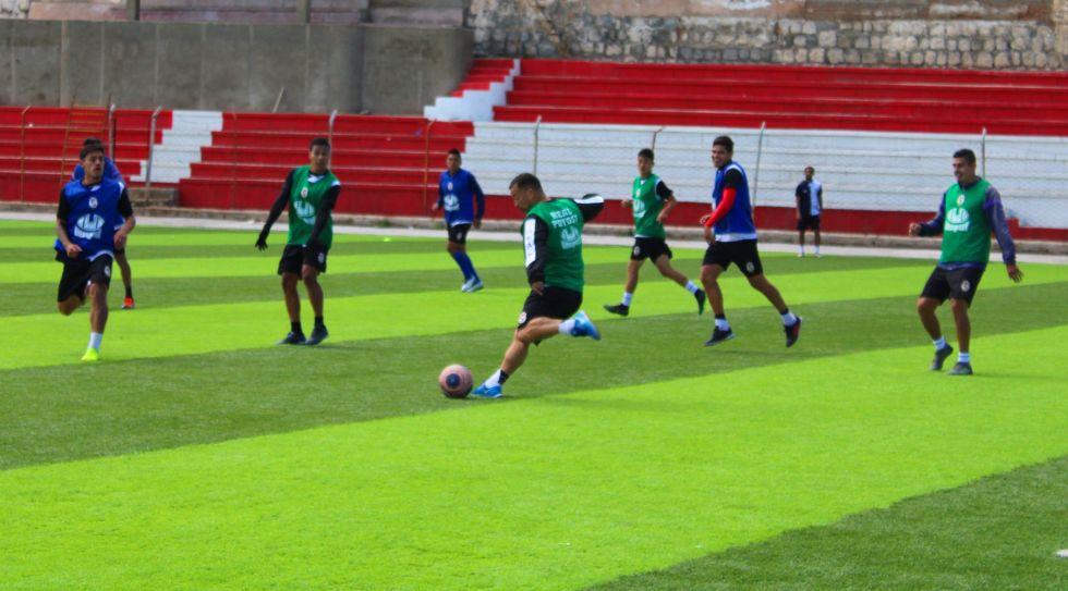 Real Potosí busca sus primeros puntos del torneo