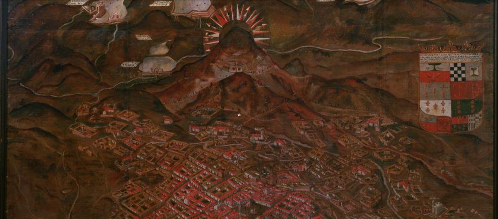 El cuadro encargado por Mendizábal está en un museo del ejército, en Toledo.
